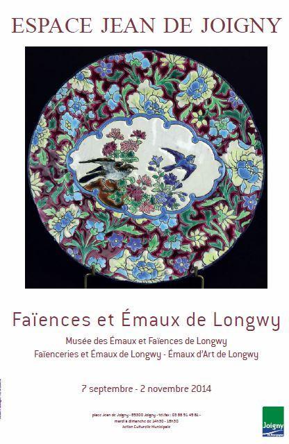 Actualité de CHRISTIAN LECLERCQ EMAUX D'ART DE LONGWY FAIENCES et EMAUX de LONGWY