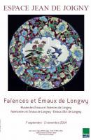 FAIENCES et EMAUX de LONGWY , CHRISTIAN LECLERCQ EMAUX D'ART DE LONGWY