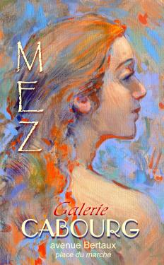affiche - Carotta MEZ Cabourg