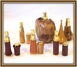 Parfumerie bois