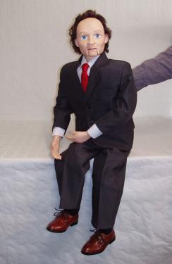 marionnette ventriloque