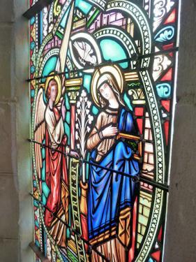 Restauration des vitraux de l'église de St Avit 47.