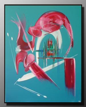 SECRET D'AME Taille : 41X33 Peinture abstraite   Acrylique au couteau/pinceau Toile sur ch�ssis bois Cotation Drouot Site officiel : http://www.mapeinturesurtoile.com Prix : me contacter