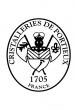 Logo de cristallerie de Portieux S.A.