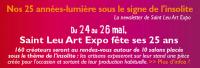 Actualité de Flavie Nepomiastchy Art textile 25 ans de Saint Leu Art Expo