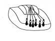 Logo de martine vigier Les dentellieres