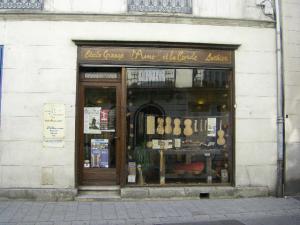 Logo de Cécile Grange L'Ame et la Corde