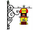 Logo de laurent parpaillon artisant ferronnier d'art