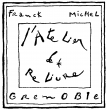 Logo de Franck Michel L'Atelier de Reliure eurl