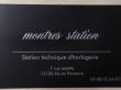 Logo de Montres station