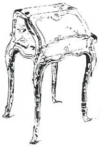 Logo de Eb�nisterie , Restauration meubles et objets anciens Herv� GAVILLON