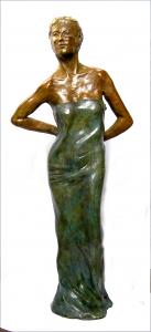 Logo de Arlette Renaudin sculpteur
