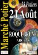 Marché Potier de Roquebrune sur Argens