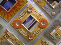 Actualit� de  Miroirs et trumeaux Daniel MOURRE Nimagines Salon d'art et d'objet de d�coration