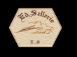 Logo de Eddy Eigeldinger Ed Sellerie l'artisan du cuir