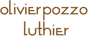 Logo de olivier pozzo luthier