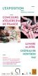 Concours Ateliers d'Art de France - L'exposition Nouvelle-Aquitaine