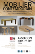 exposition de mobilier contemporain,