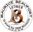 Logo de Maurice BEAUFORT Luthier