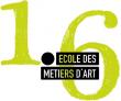 Logo de    1.6 ECOLE DES METIERS D'ART