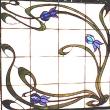 Logo de lulu bourdon peintre