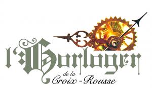 Logo de François SIMON-FUSTIER L'HORLOGER DE LA CROIX ROUSSE