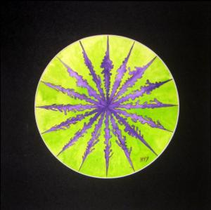 Logo de catherine roulier KTY