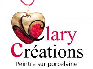 Logo de Claire Verbeke Clary Créations