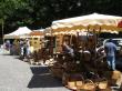 Fete du bois et marché Artisanat bois