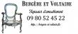 Logo de PRISCA HERAUD Bergère et voltaire
