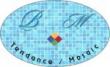 Logo de brigittte Piat tendance mosaic