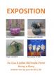 exposition de 4 créatrices, salle Duruy à Cluny