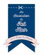Logo de La révolutiondufaitmain  association La révolution du fait main