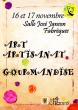 "Salon ""Art, Artisanat et Gourmandise"""