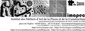 Logo de  IMAPEC - Traces de pierre imapec - traces de pierre