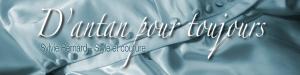 Logo de Sylvie Bernard d'antan pour toujours