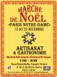 Marché de Noël Paris-Notre Dame
