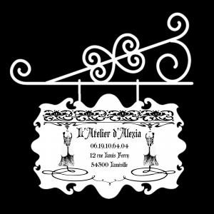 Logo de L'Atelier d'Alexia