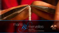 Actualité de Martine Guillaume mgdecors Mains et Merveilles 2011