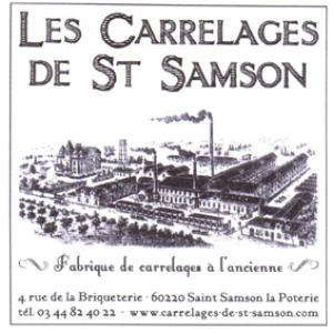 Logo de Thomas Alglave  CARRELAGES DE ST SAMSON
