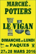 MARCHE DE POTIERS DU VIGAN