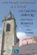 5eme Biennale internationale de la dentelle à Sebourg