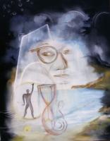 Création d'une Oeuvre Hommage à  Le Corbusier , alain peyret pal