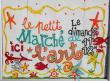 MARATHON Création du Petit Marché de l'Art
