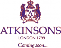 Création nouveau logo pour ATKINSONS , marc mayo eu