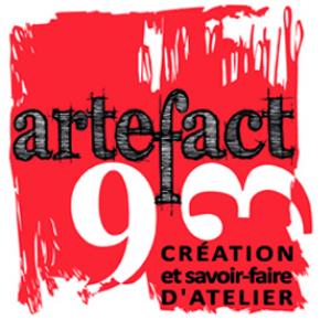 Logo de artefact93 association artefact93
