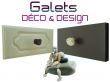 Logo de Pascal Rastetter Galets Deco & Design