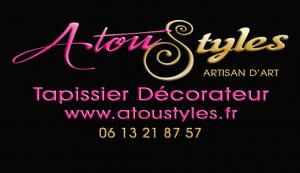 Logo de severine cambon AtouStyles