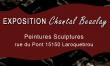 Logo de chantal Beaslay artiste, peintre sculpteur