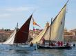 Voiles Latines à Saint-Tropez